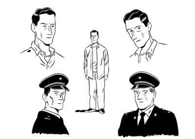 Recherche de personnages