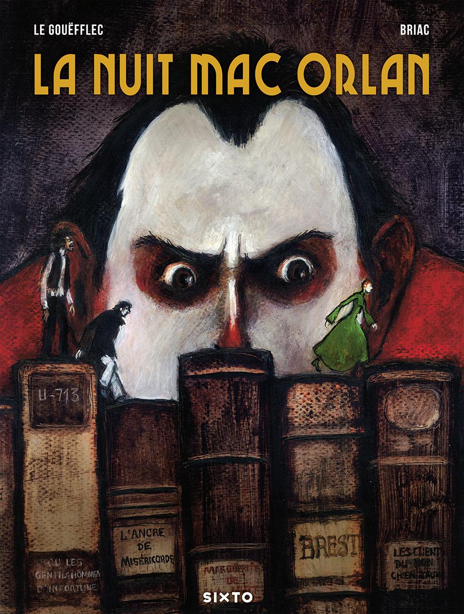 Nuit Mac Orlan - Briac / Le Gouëfflec