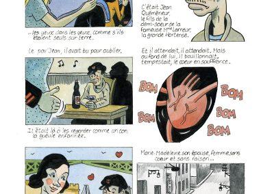 La complainte de Fanny et Jean,  une histoire de Brest