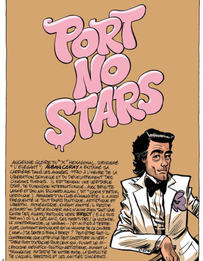 Port No Stars