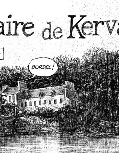 Le corsaire de Kervallon
