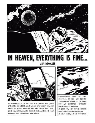 In heaven eveything is fine